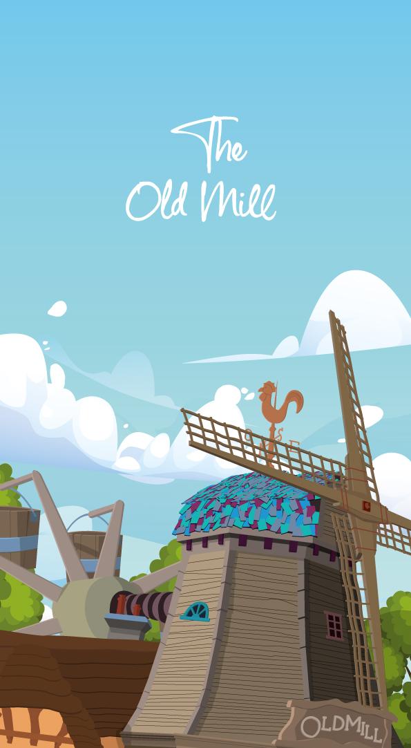 Oldmill-web